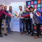 Medaillenfeiern mit Bands aus Vorarlberg