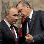 Türkisch-russisches Techtelmechtel