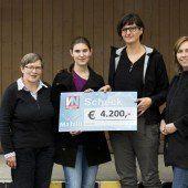 4200 Euro: Engel aus Laterns