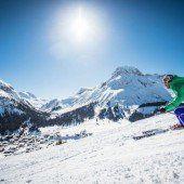 Könige und Blaublütige am Arlberg
