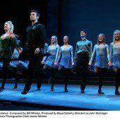 Irish Dancing ist ein  hochexplosiver Sport