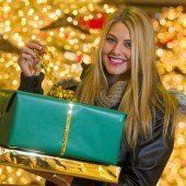 Wieder mehr Lust auf Weihnachtseinkäufe