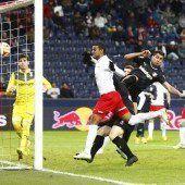 5:1! Salzburg mit Rekordgala