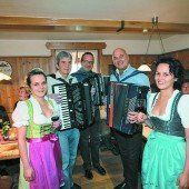 Ein Fest für Freunde der Ziehharmonika