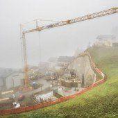 Neues Hotelprojekt mit 170 Betten in Fontanella im Großen Walsertal im Werden