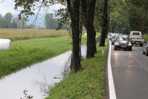 Tausende Pkw fahren schon heute durch das Ried auf zwei Straßen. Die CP soll den Verkehr auf eine Route bündeln.