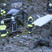 Tragischer Unfall bei Schoppernau