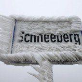 NÖ: Winterwetter löst Katastrophenalarm aus