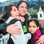 Vorarlberger nehmen Flüchtlinge herzlich auf