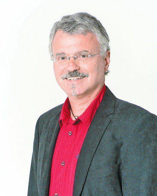 SPÖ Hohenems unter neuer Führung: Gerhard Unterkofler.