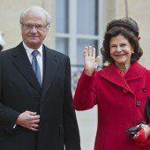 Ehrenpreis für Königin Silvia