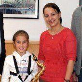 Kindersaxofon zum Verleih für Musikschüler