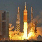 Erfolgreicher Testflug von Orion