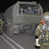 Ukraine: 370 Gefangene in Freiheit