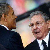 Neue Ära für USA und Kuba