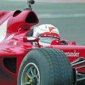 Vettel schwärmt von der Scuderia