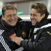 Kolvidsson glaubt an Entwicklung des Teams