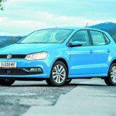 VW steigert Auslieferungen