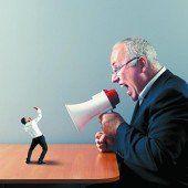 Chef sein macht Stimme