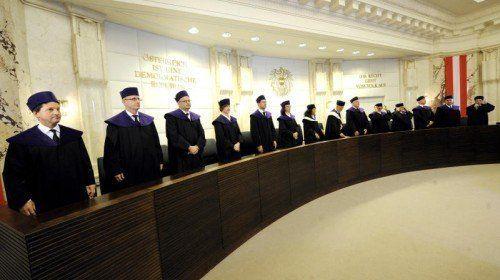 Wer meint, entgegen der Verfassung verurteilt worden zu sein, der kann künftig direkt den Verfassungsgerichtshof anrufen.