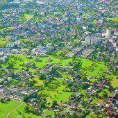 Stadt Dornbirn kratzt an der 50.000er-Marke