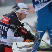 Simon Eder will in Hochfilzen aufs Podest