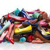 18 Monate Haft wegen Schuhen und Wäsche