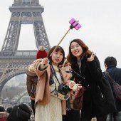 Eiffelturm lockt sieben Millionen