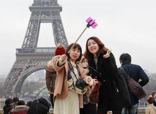 84 Prozent der Besucher kamen aus dem Ausland.  Foto: AP
