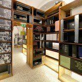 Literaturmuseum vor Eröffnung