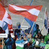 Die erste gemeinsame WM der Snowboarder und Ski-Freestyler ist eröffnet