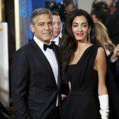 Clooney ausgezeichnet