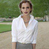 Emma Watson mimt die Schöne
