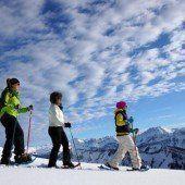 Der Winterurlaub in Vorarlberg gefällt