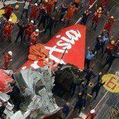 Neues Hoffen auf Fund der AirAsia-Blackbox