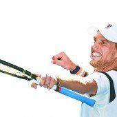 Seppi schickt Federer heim