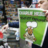 Charlie vergriffen