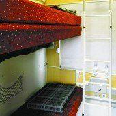 Nachtzug: ÖBB haben auf alte Garnituren gewechselt