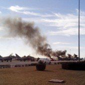 Kampfjet in Spanien abgestürzt – zehn Tote