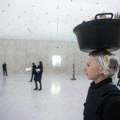 Rosemarie Trockel im Kunsthaus