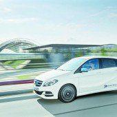 Umweltzertifikat für E-Benz