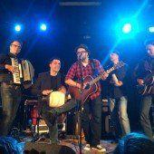 Gregor Meyle rockt Schruns