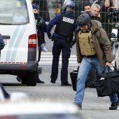 Terroralarm in Europa: zahlreiche Festnahmen