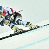 Lindsey Vonn gibt auch in St. Moritz den Ton an