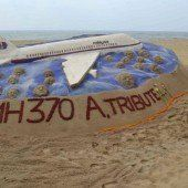 Zwischenbericht zu Flug MH370 geplant