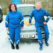 Comeback von Kurt Adam bei Jänner-Rallye