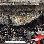 Zahlreiche Tote und Verletzte bei Anschlägen