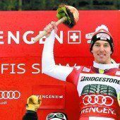Schweiz jubelt nach Janka-Sieg