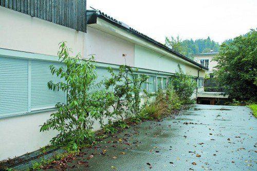 Das leer stehende Kindergartengebäude des SOS-Kinderdorfs wird von der Stadt übernommen und saniert. HA