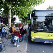Neuer Fahrplan der Landbusse missfällt Eltern